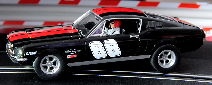 Carrera Digital 132 Ford Mustang 1967 (30792)